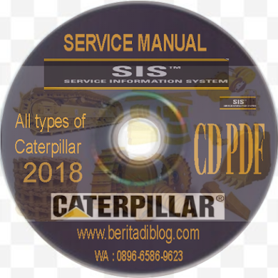 Caterpillar Service manual CAT