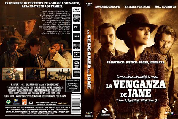 La Venganza De Jane – Castellano, Inglés – DVD9