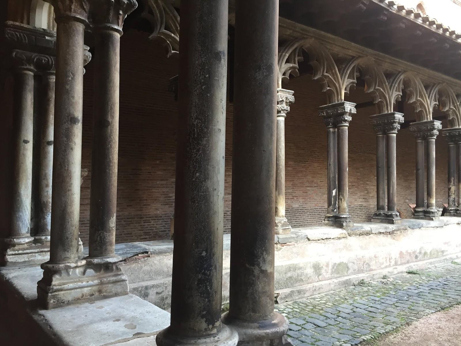 visiter le musée saint augustin à toulouse