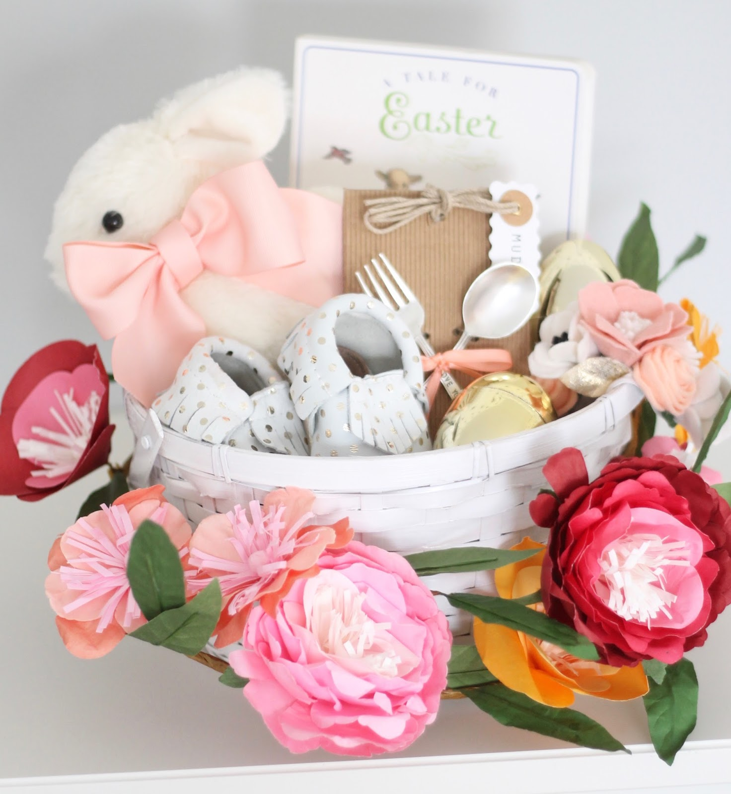 12th and white babys first easter basket negle Gallery
