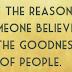 GOODNESS CAN CIRCULATION