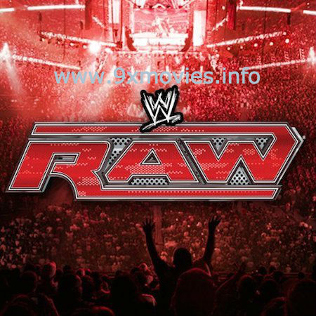WWE Monday Night Raw 15 January 2018 HDTV 480p 500mb