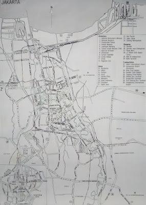 Jakarta Maps