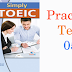 Listening Simply TOEIC Practice Test 05