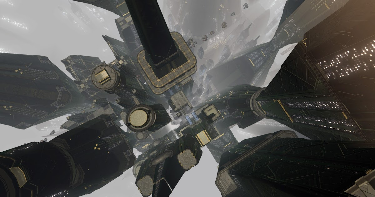 Ravalation Exploring Zakuul From Dazzling Heights
