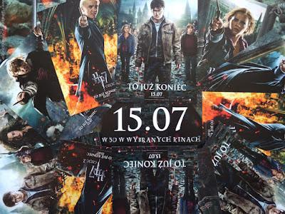 15 lipca 2011 - Premiera - Harry Potter i Insygnia Śmierci cz. 2  - To już Koniec
