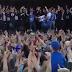 Αποθεώθηκαν οι Ισλανδοί στο Ρέικιαβικ (video)