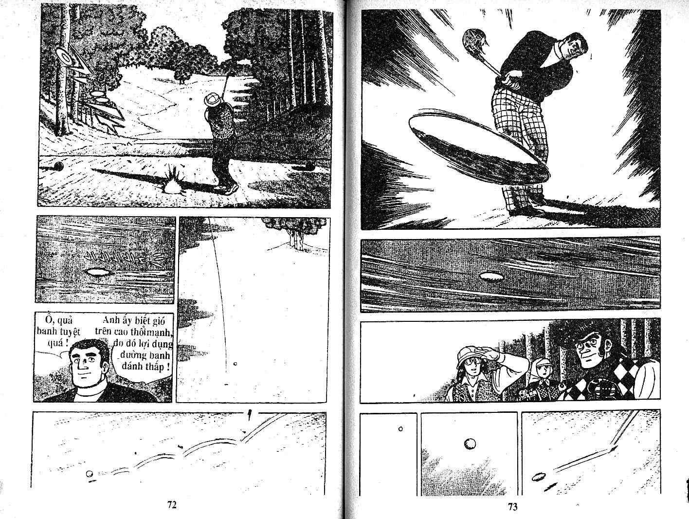 Ashita Tenki ni Naare chapter 24 trang 34