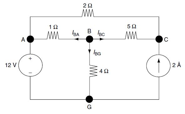 Analisa rangkaian listrik