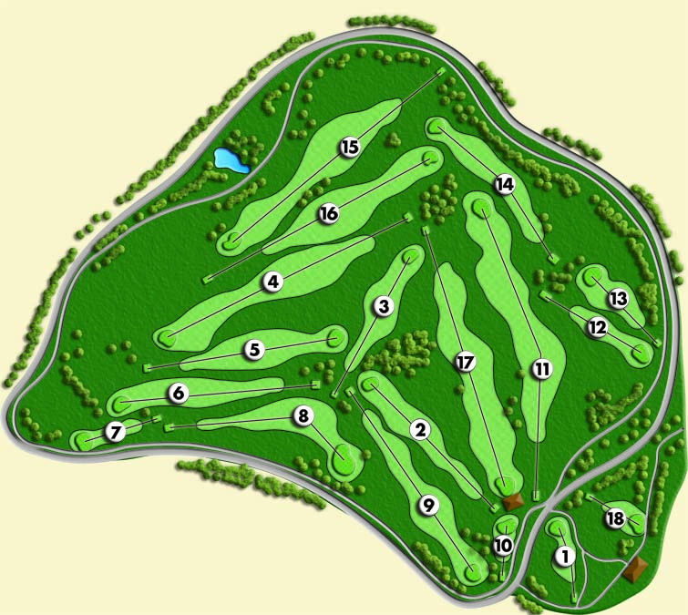 delaware golf courses map Buffalo Olmsted Parks Conservancy Golf Courses Will Open This delaware golf courses map