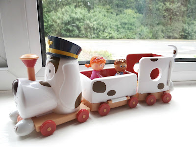 Tickety Toc, Musical Pufferty Train, toddlers train toy