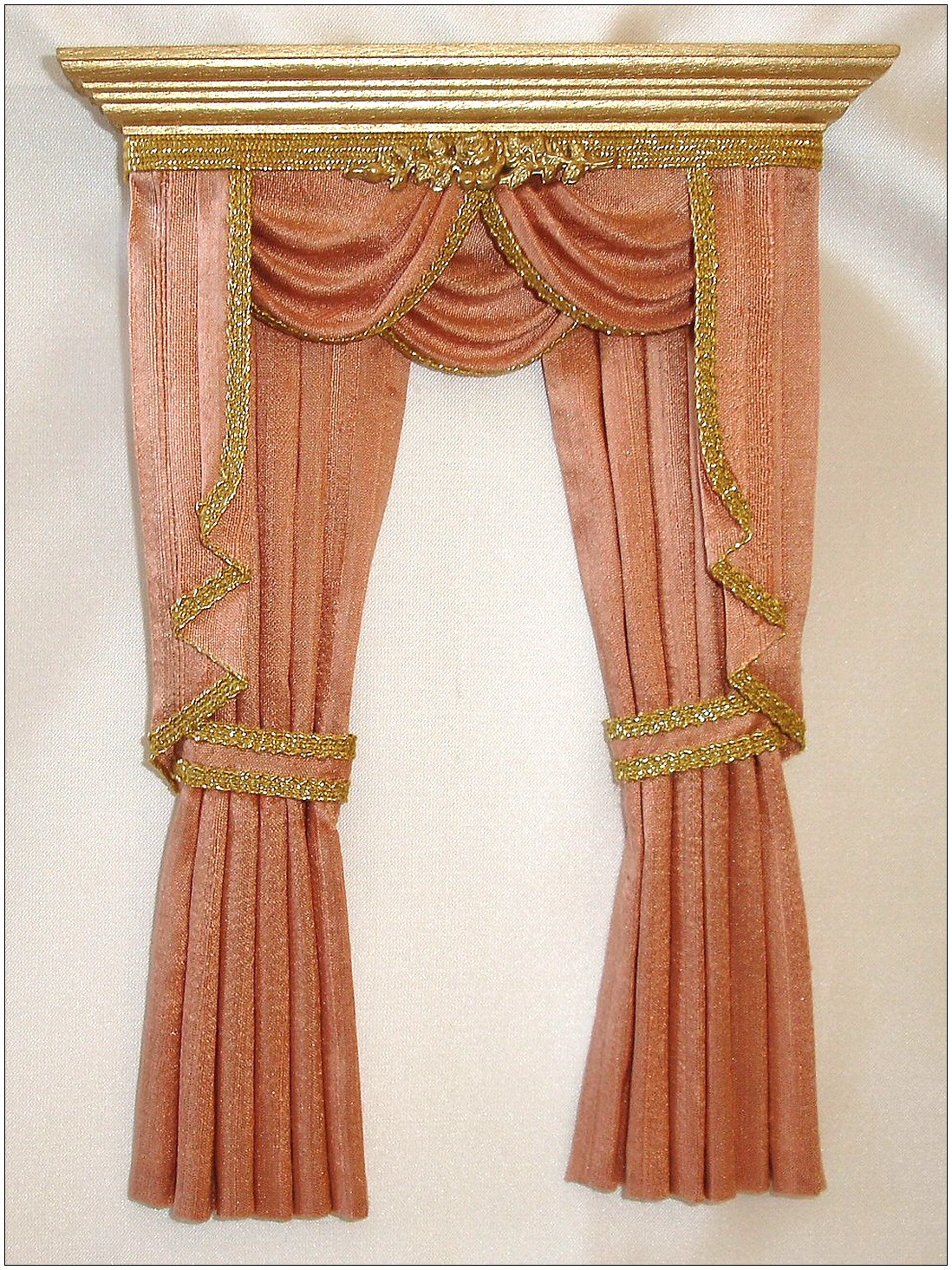 How To Hang A Valance And Curtains Balloon Bay Window Curtain Rods Beaded