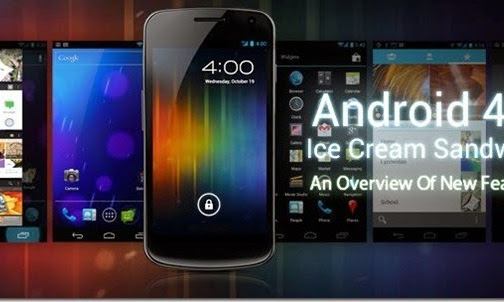 Ice Cream Sandwich (Android 4.0)