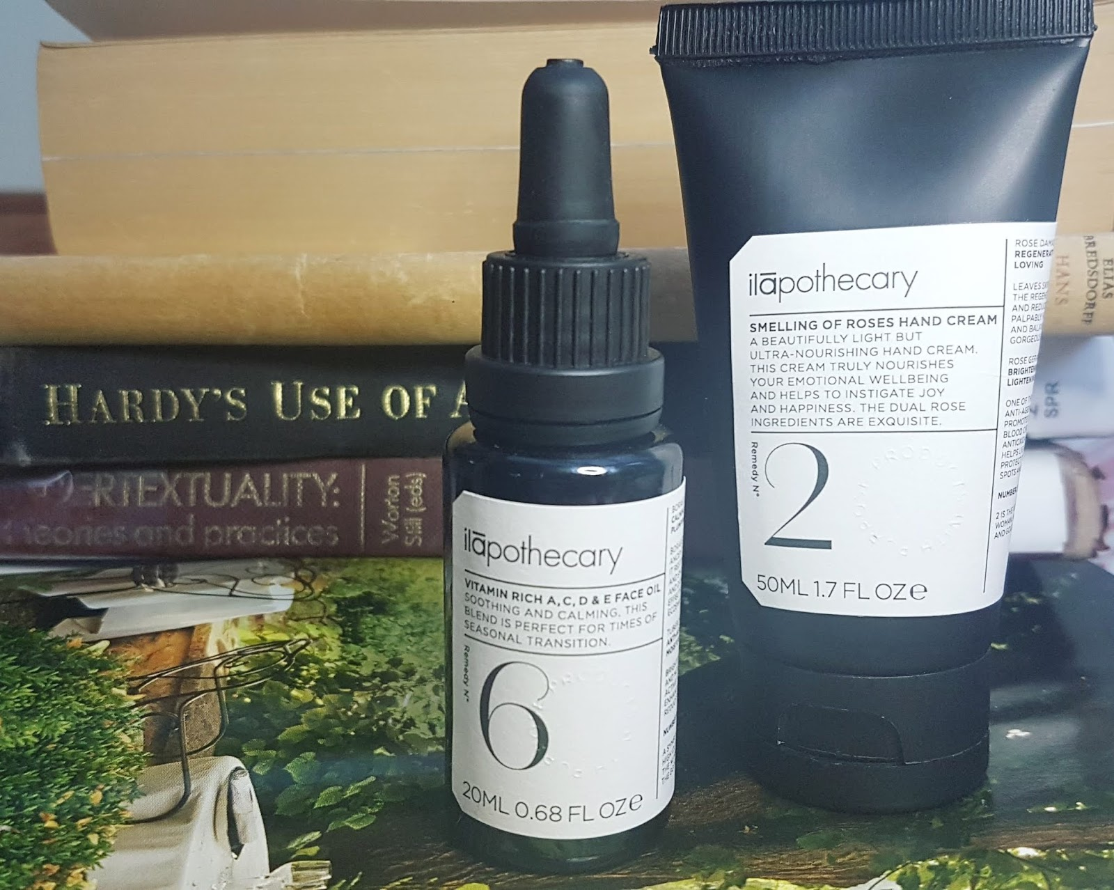 Ilapothecary Remedy No 6 + Remedy No 2