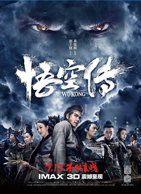 Wu Kong 2017 Custom HDRip NTSC Sub