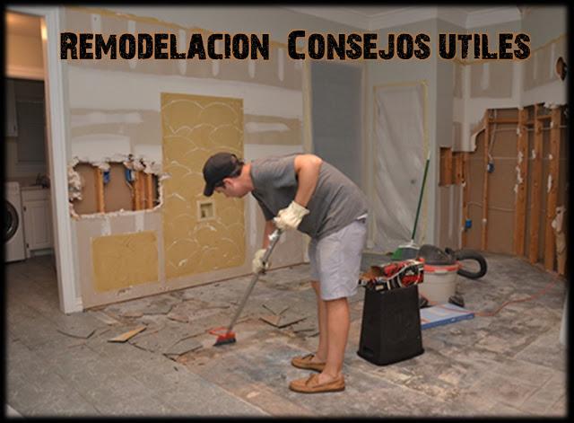 remodelacion de casas consejos