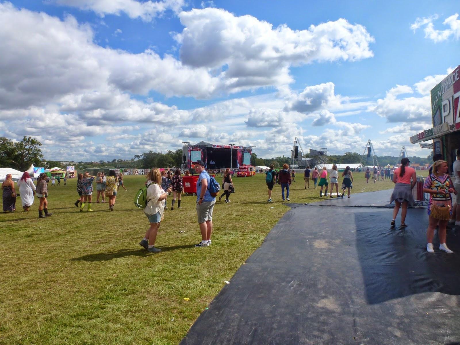 v festival hylands park