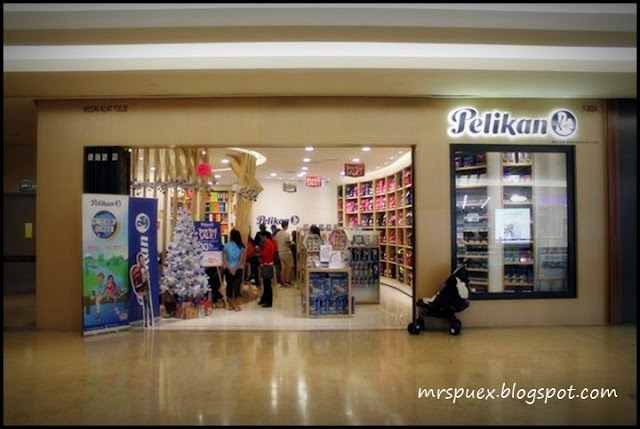 Back To School Sales sehingga 30% di Pelikan Store Mid Valley