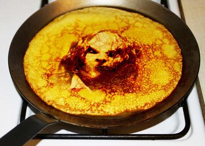 Sinister pancake Bagul