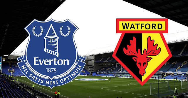 EvertonVSWatford