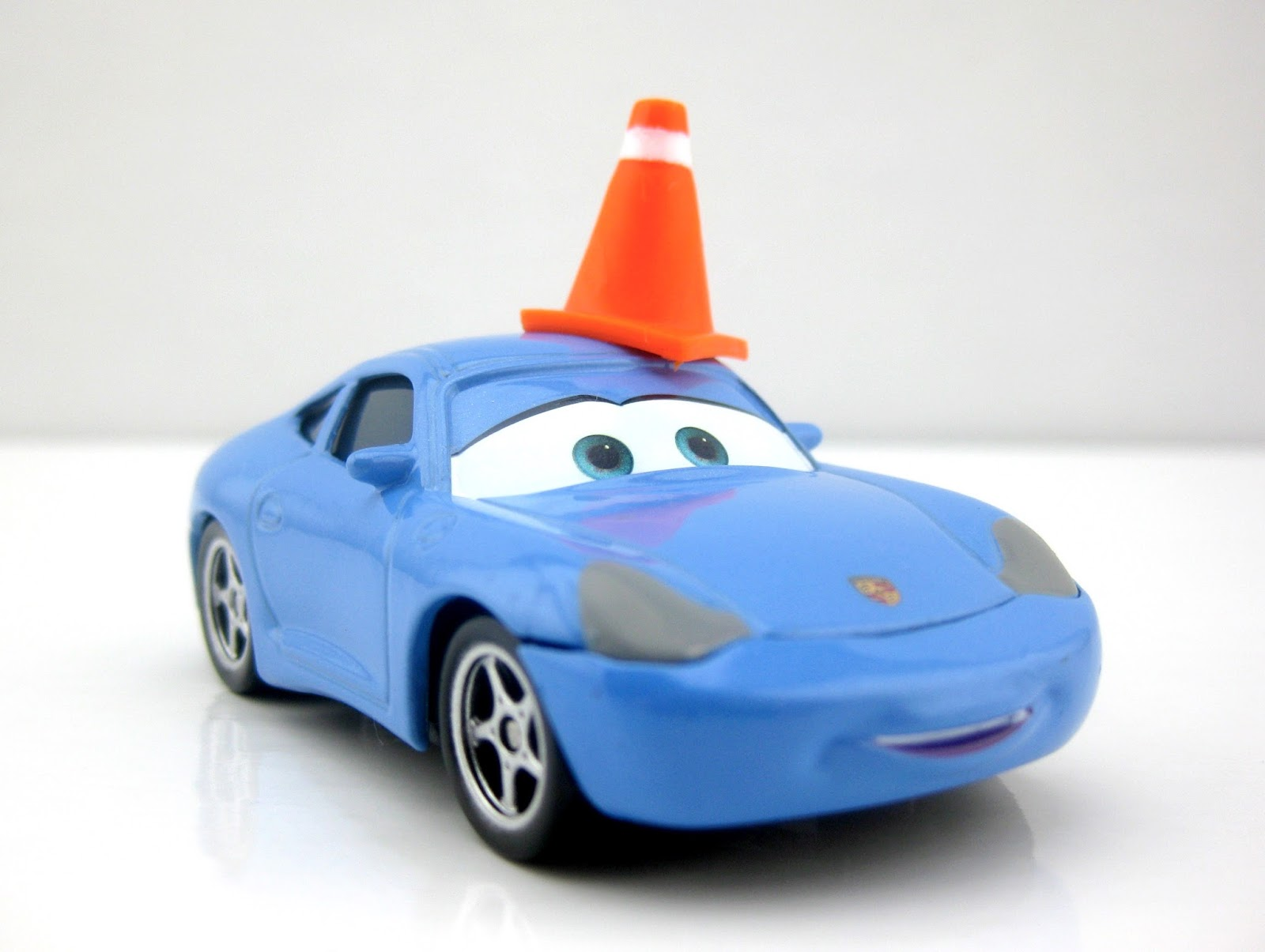Cars Sally with Cone mattel