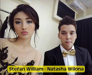 Foto2 Stefan William dan Natasha Wilona Terbaru 2016