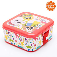 Alfacart Asian Games 2018 Lunch Box ANDHIMIND