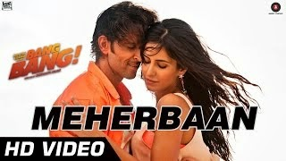 Meherbaan – Bang Bang 2014 Video Song HD 720p