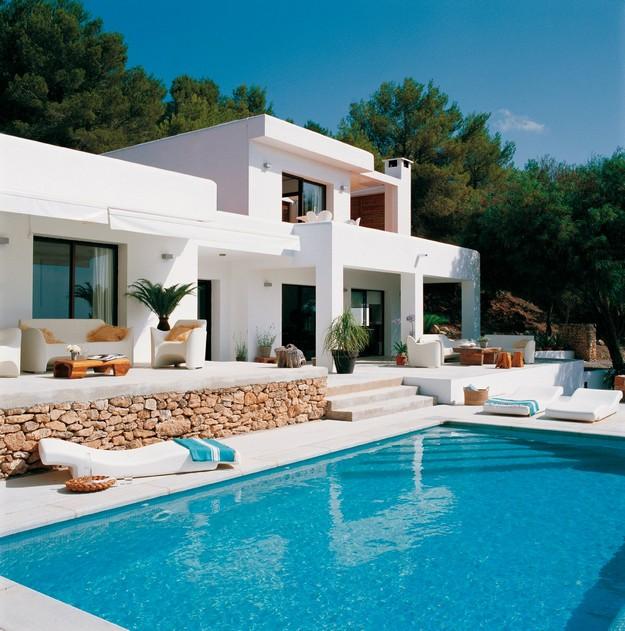 Mediterranean Architecture: L'Univers D'Inès: Mediterranean Style