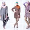 Padu Padan Cantik dengan Contoh model Baju Muslim Casual untuk Wanita Modis