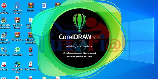 CorelDraw 2019 Portable free Download