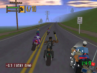 Free Download Road Rash 64 Games N64 For PC Full Version - ZGASPC