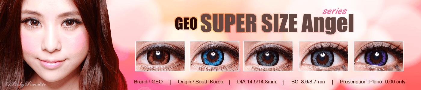 Geo Super Size Angel Series