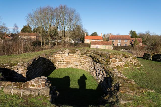 Old Bollingbroke Castle