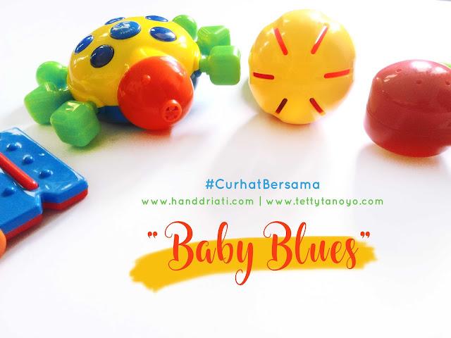 tentang baby blues pasca melahirkan