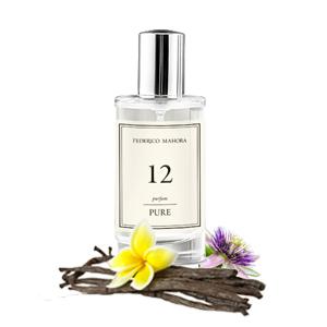 Perfume Oriental Floral Baunilha FM 12