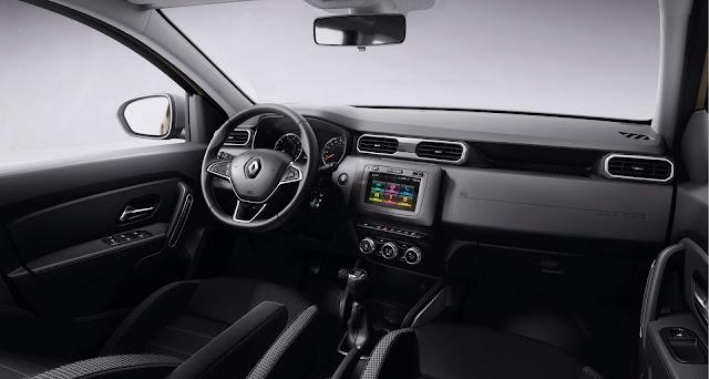 Novo Renault Duster 2018 - interior
