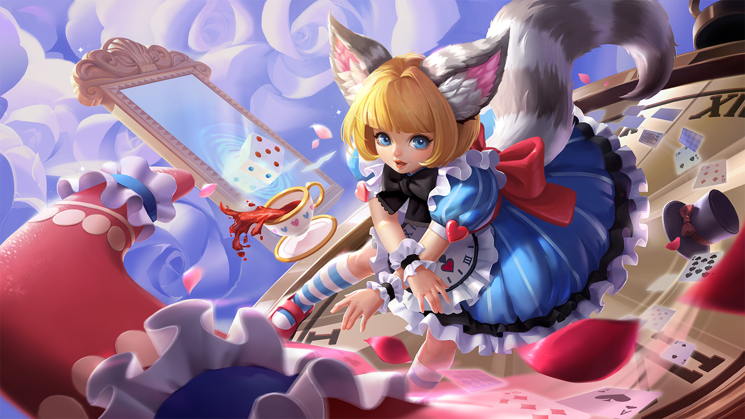 Nana Skin Remake - Clockwork Maid