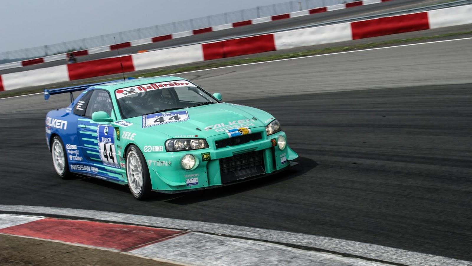 2001 - Nissan Skyline GT-R R34