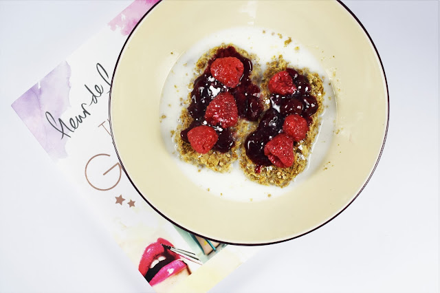 Weetabix Protein with Berry Compote