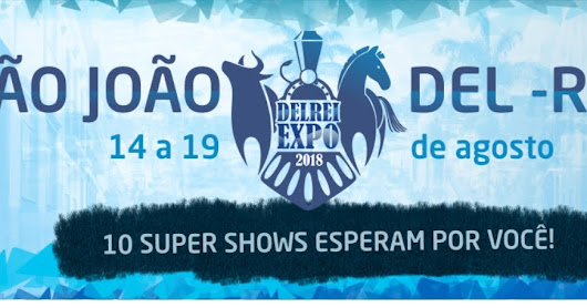 PLAYLIST - DEL REI EXPO 2018