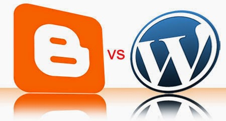 Tips menentukan platform blogger atau wordpress Tips Pilih Mana Antara Blogger atau Wordpress ?