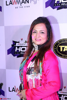 Pre Celetion Of India Premiere Edm Holi Festival With Many Bollywood Celebrities   9th March 2017 023.JPG
