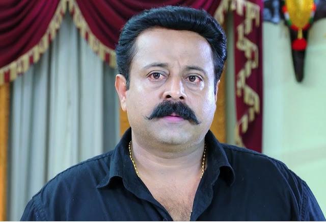 Actor Manoj Pillai
