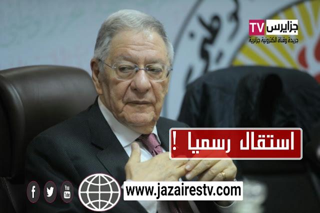 استقالة جمال ولد عباس من على رأس الامانة العامة لحزب الافلان