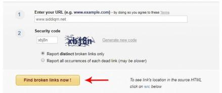 Cara Cek Link Mati (Broken Link) di Blog