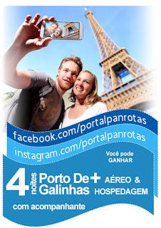 "Concurso Cultural ""Portal PANROTAS 15 Anos"""