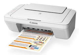 Canon Pixma MG2560 Printer Driver Download