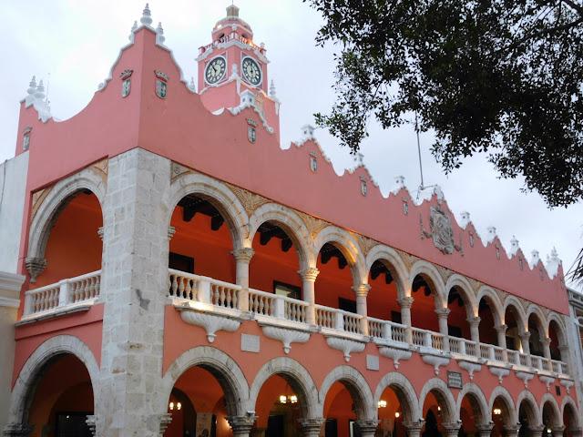 voyage mexique yucatan merida