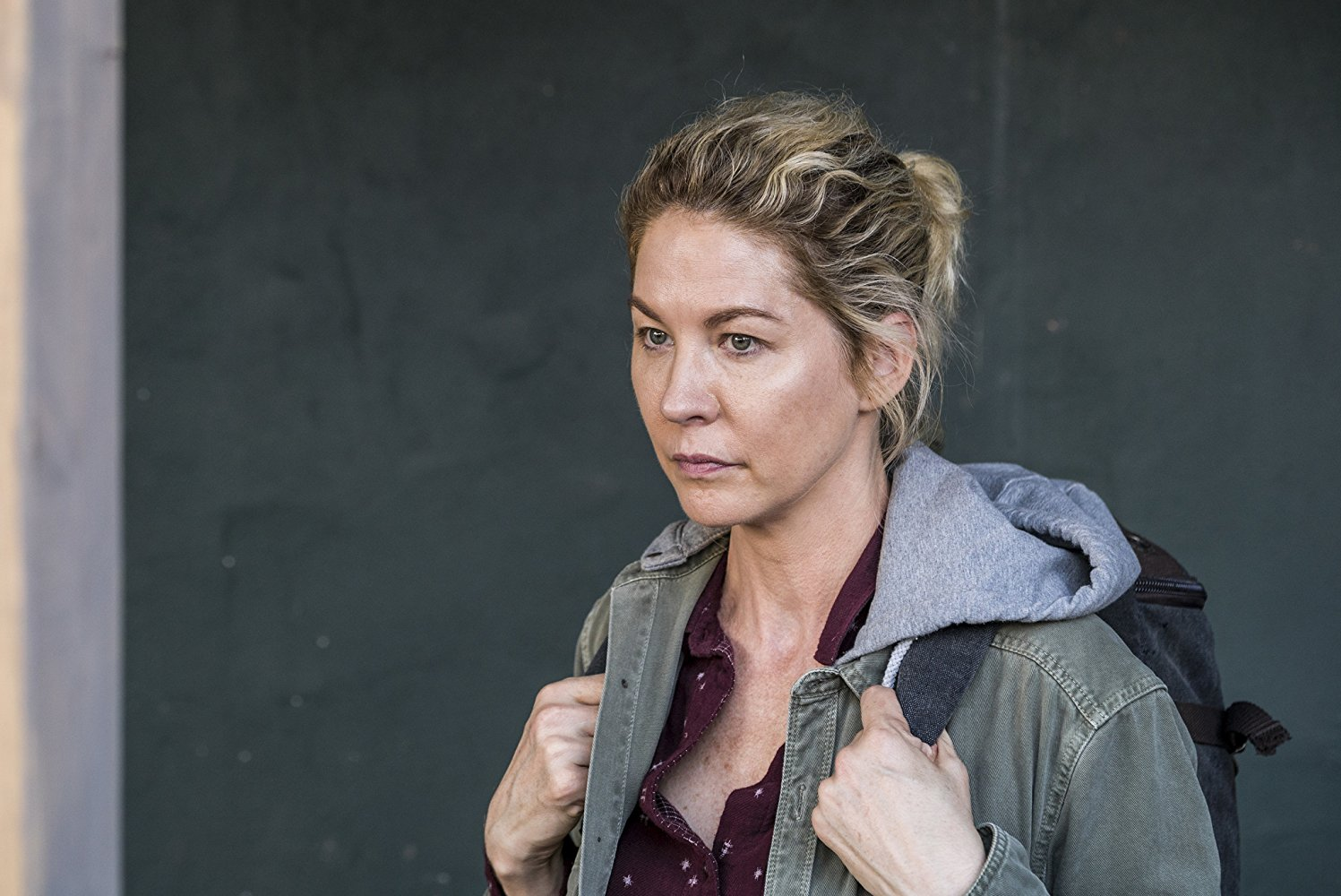 Naomi, en el episodio 4x03 de Fear The Walking Dead
